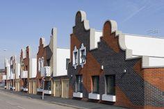 Islington Square - Social Housing, New Islington, Manchester 2006  by FAT (Fashion Architecture Taste)