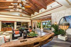 Banyan House, Honolulu.  #oahuliving #oahurealestate #coastalliving #islandliving