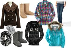 Fall Favorites From Aeropostale Aeropostale Outfits, Fashion Outfits, Womens Fashion, Fashion Trends, Winter Outfits, Winter Clothes, Girls Dream, School Outfits, Fashion Beauty