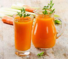 Jugo de Zanahoria Para Gastritis
