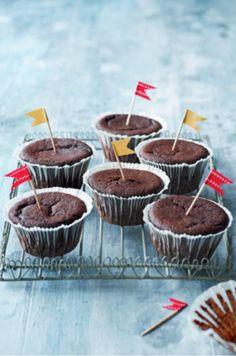 Lousa Lorangs lækre chokoladekage med sorte bønner - Alt for damerne