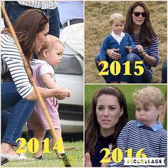 George and Mummy