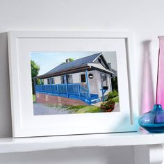 The charm and memories that your old home had cannot be replaced but can surely be lived. Get a painting made of your old home and relive those beautiful memories. House Portraits, Painting Photos, Photo, Painting, Portrait Painting, Turn Picture Into Painting, Canvas Painting, Oil Painting Portrait, Turn Photo Into Painting