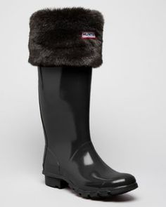 df6b2d667abf Hunter Boots - Welly Socks Fab Shoes