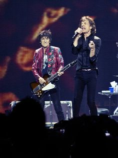 The Rolling Stones Rock Staples Center in Tour Opener