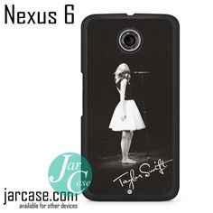 Taylor Swift On Stage Phone case for Nexus 4/5/6