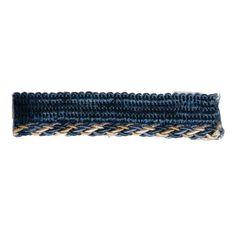 """Trend  3/8"""" 01463 Cord Trim Delft"""