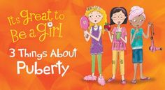 """Oh yeah, we're going to talk about that """"p"""" word – Puberty. Which as you know, being a female and all, is when a girl's body begins to mature and she physically starts changing into a young woman. Maybe your daughter is approaching these pubescent days… Maybe she's currently in the throes of them… Or Read the full article..."""