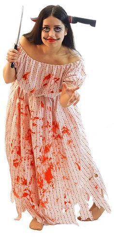 Damen 5 Stück Zombie Salem Hexe Halloween Kostüm Kleid Outfit Uk 12-14 Moderater Preis Damenkostüme