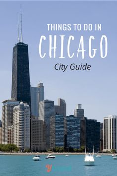 Insider travel tips on what to do in Chicago by a local - where to eat, drink, sleep, shop, explore and so much more!
