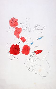 Andy Warhol WarholMore Pins Like This At FOSTERGINGER @ Pinterest