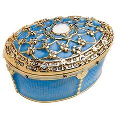 Russian Imperial Renaissance Egg Box - Decorative Accents - Home Decor - The Met Store