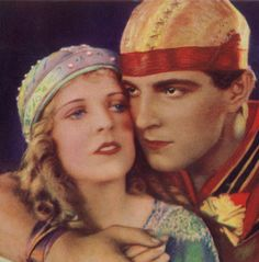 Ramon Novarro & May Mcavoy