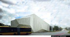 Tak będzie wyglądać olimpijska hala sportowa na Bielanach