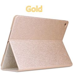 There are 8 color for your iPad Air and Air 2, Gold, Sky blue, Rose red, Pink, Purple light, Red, White, Black. Choose the one you like.