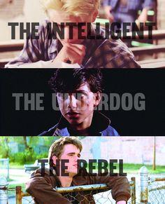 The three bravest people I know