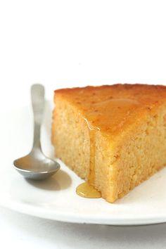 torta all'arancia bollita!