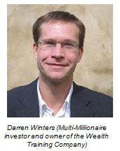 Investor Darren Winters