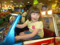 """""""Our Whiskey Lullaby"""" went to Chuck E. Cheese's with her daughter and had a blast! Read about their trip here!"""