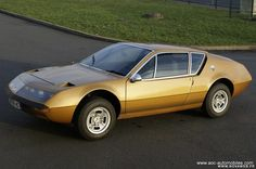 Alpine  A 310 1973
