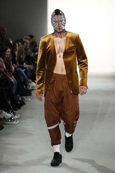 Male Fashion Trends: Sadak Fall-Winter 2017 - Mercedes Benz Fashion Week Berlin
