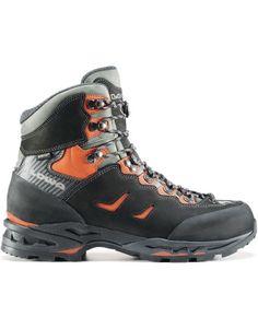 Camino GTX noir orange Lowa : Chaussures randonnée homme : Snowleader