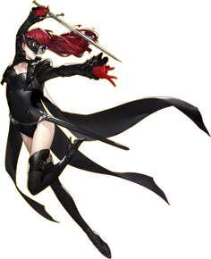 View an image titled 'Kasumi, Phantom Thief Art' in our Persona 5 Royal art gallery featuring official character designs, concept art, and promo pictures. Character Concept, Character Art, Concept Art, Character Design, Character Ideas, Fire Emblem, Female Characters, Anime Characters, Persona 5 Anime