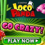 Exclusive Casino Bonuses: Loco Panda Casino Exclusive Bonuses - 50 Freespins...