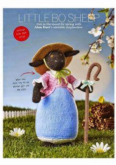 Alan Dart - Little Bo Sheep