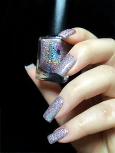 Fashion Polish: Colors by Llarowe Spring 2014 Collection Review. Part 3 : The Jellies & Glitters!