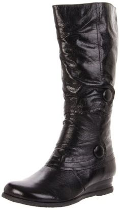 Realized my last pair of black boots is at least 13 years old... Just ordered these to join the new millenium.