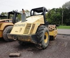 Cheap Used 2007 Bomag BW213PDH-3 Compactors for sale by BRADCO SUPPLY for $ 75000 in Towanda, PA, USA at MachineryEquipmentDealers.Com