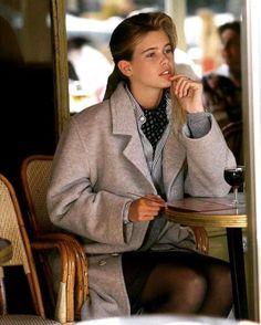 Claudia Schiffer, 80s Fashion, Vintage Fashion, Fashion Outfits, Fashion Tips, Fashion Trends, Classy Fashion, Slow Fashion, Fall Fashion