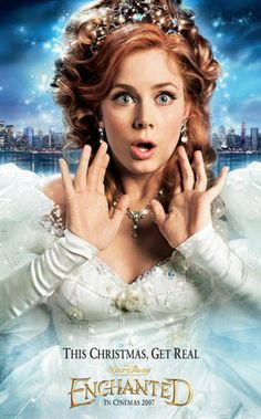 Enchanted..Such a lovely movie!! Love it!!