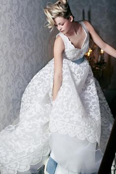 Oscar de la Renta Wedding Dress Wedding Dress Bride