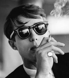 Roy Halston by Jean Barthet, ca. 1966