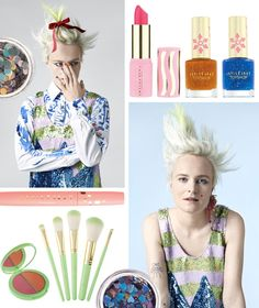 Louise Gray for Topshop Makeup