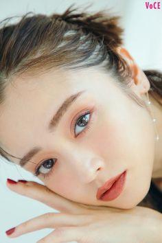 Soft Makeup, Pretty Makeup, Beauty Makeup, Makeup Looks, Eye Makeup, Hair Makeup, Hair Beauty, Japanese Makeup, Japanese Beauty