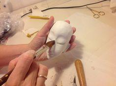 Кукольная мастерская ANNADAN: Начало новой работы