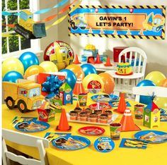 Boy's 1st birthday theme ideas | Birthday Party on 17 Boy First Birthday Themes Birthday Party Ideas ...