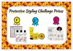 Protective Styling Challenge 2013 – Grow Your Hair For A Chance To Win http://www.blackhairinformation.com/hair-care-2/extras/challenges/protective-styling-challenge-2013-grow-your-hair-for-a-chance-to-win/  #naturalhair #hairchallenge