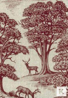 Deer Park in red
