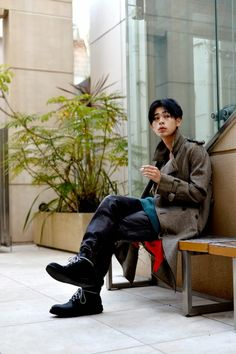 Swag Style, Style Casual, Street Style Magazine, Style Streetwear, Style Hipster, Style Urban, Wool Trench Coat, Tokyo Streets, Tokyo Street Style