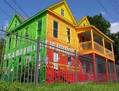 This Old House by Aerosol Warfare at the Diverseworks Satellite Space