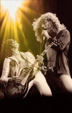 Page & Plant | Led Zeppelin
