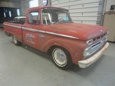 Purchase used 1966 Ford F100 Shortbed Hotrod Truck rat rod hot ...