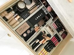 Style Code Live: Inside My Beauty Drawer...