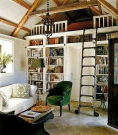 """Modern loft beds are hard to find in a world filled with amazing furniture options.This is the reason we arranged a list of Modern loft bed Ideas"""" Small Rooms, Small Spaces, Open Spaces, Loft Spaces, Reading Loft, Reading Den, Reading Nooks, Book Nooks, Reading Areas"""