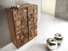 moderner Stuhl aus Holz QAQORTOQ by Frank Lefebvre & Bastien ...