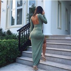 DETAILS: A most stunning maxi dress-- fitted simple and sexy, this knee length knockout is sure to turn heads! Great Reasons To Buy From Us: